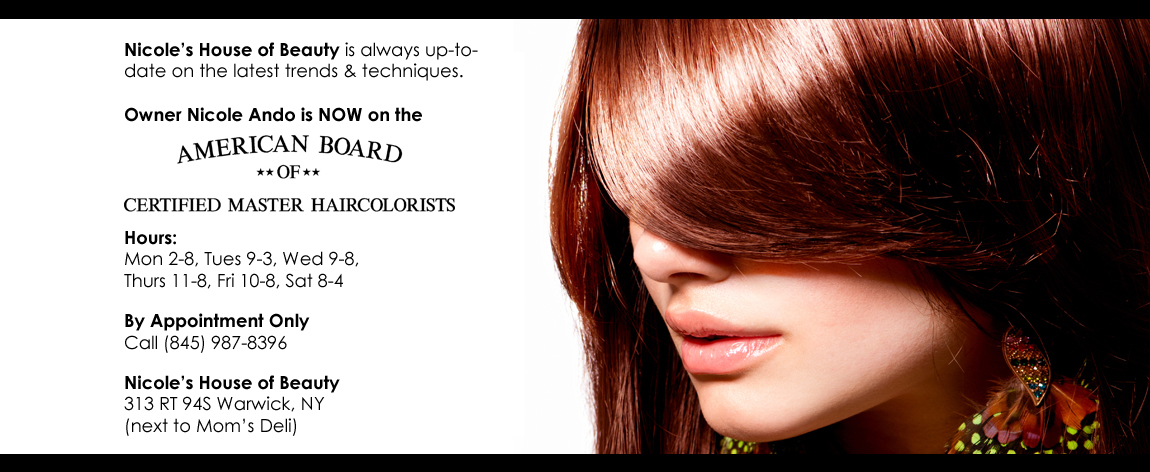 hair salon warwick ny